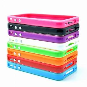 Bumpers pour iPhone 4 et iPhone 4S