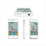 Bumper iPhone 4/S blanc