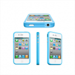 Bumper iPhone 4/S bleu