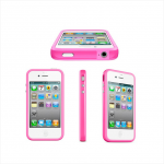 Bumper iPhone 4/S rose