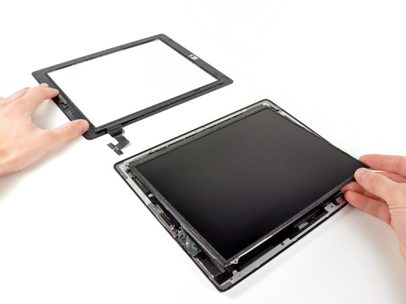 changer la vitre tactile d 39 un ipad 2 blog depanne iphone. Black Bedroom Furniture Sets. Home Design Ideas