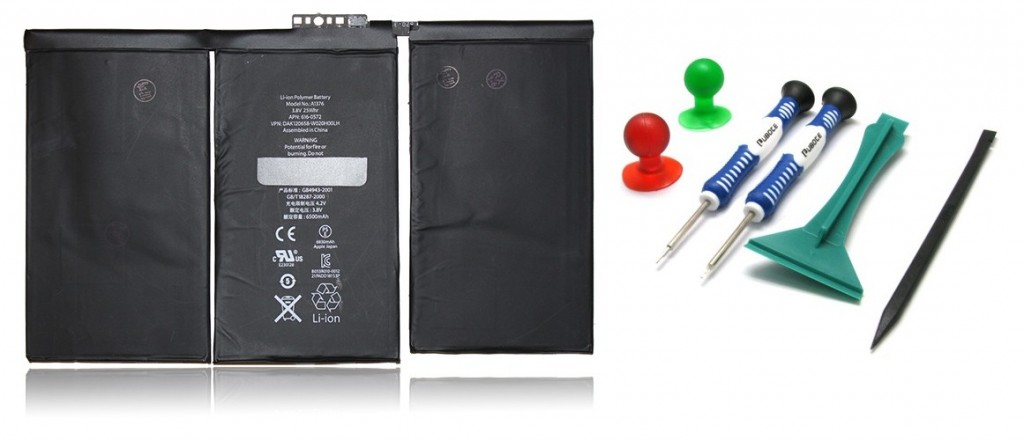 Kit Batterie iPad 2 + Outils iPad 2