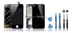 Kit de remise à neuf pour iPhone 4 Noir
