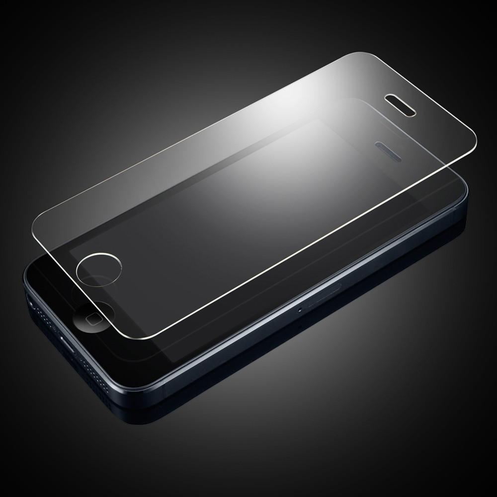 Vitre de protection pour iPhone 5 et 5S