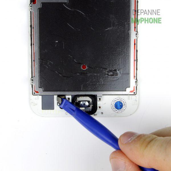 Déconnexion du bouton Home iPhone 6s