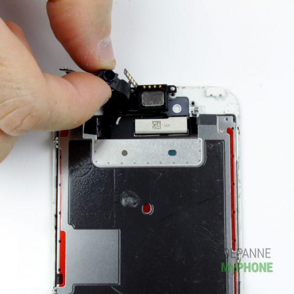 Accès à l'écouteur interne iPhone 6S