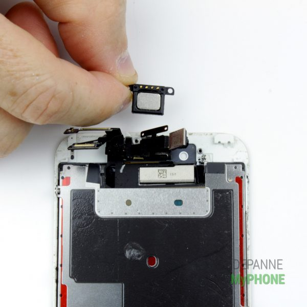 Retrait de l'écouteur interne iPhone 6S