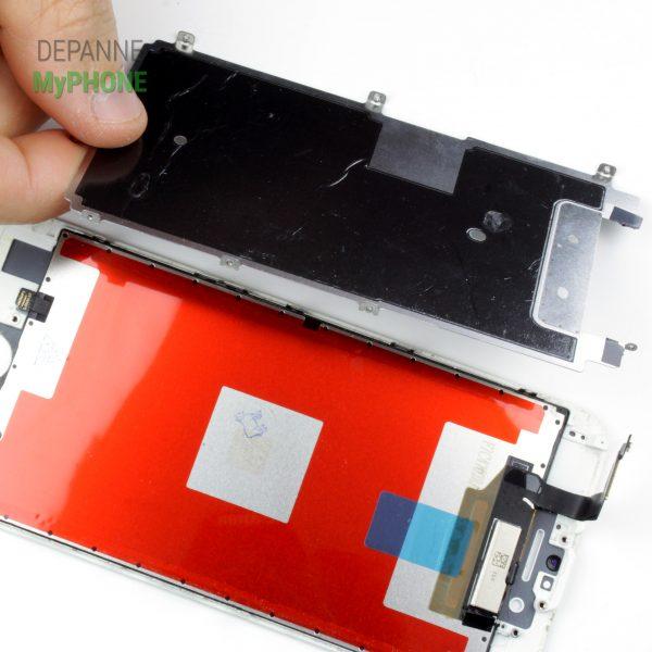 Ecran iPhone 6S démonté