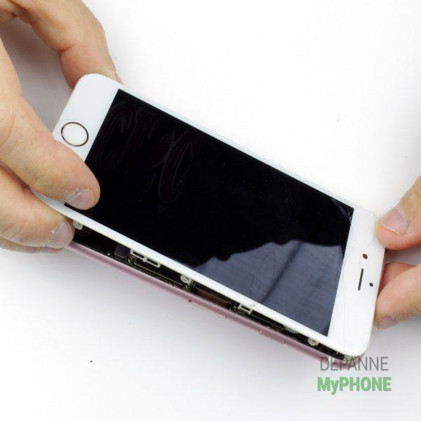 Ouverture de l'iPhone 6S