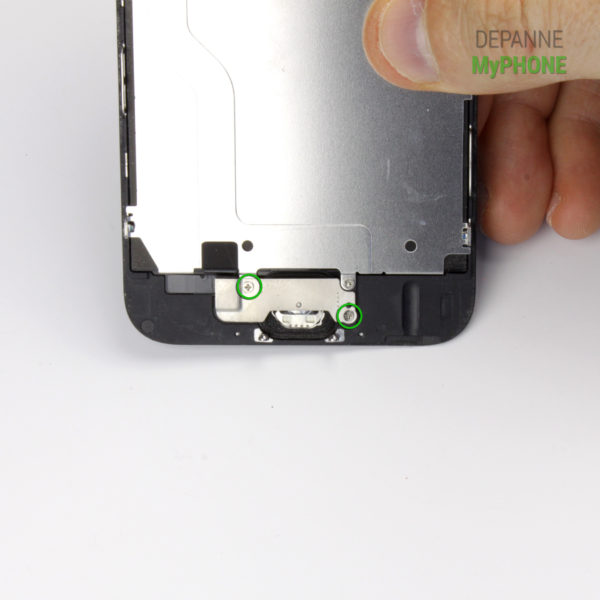 Support du bouton Home de l'iPhone 6