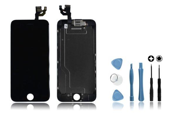 Kit Ecran original complet pour iPhone 6 Noir